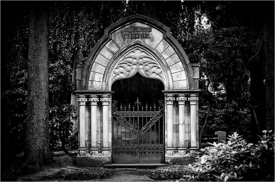 Ruhestätte Friedrich – Friedhof Ohlsdorf