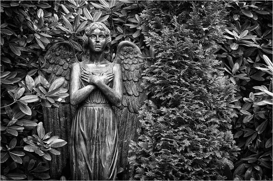 Grabmal Hansen und Qualmann – Friedhof Ohlsdorf