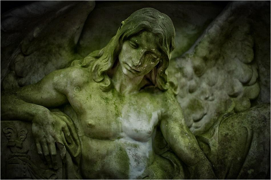 Grabmal von Bose (1906) – Friedhof Ohlsdorf — Michael Wassenberg