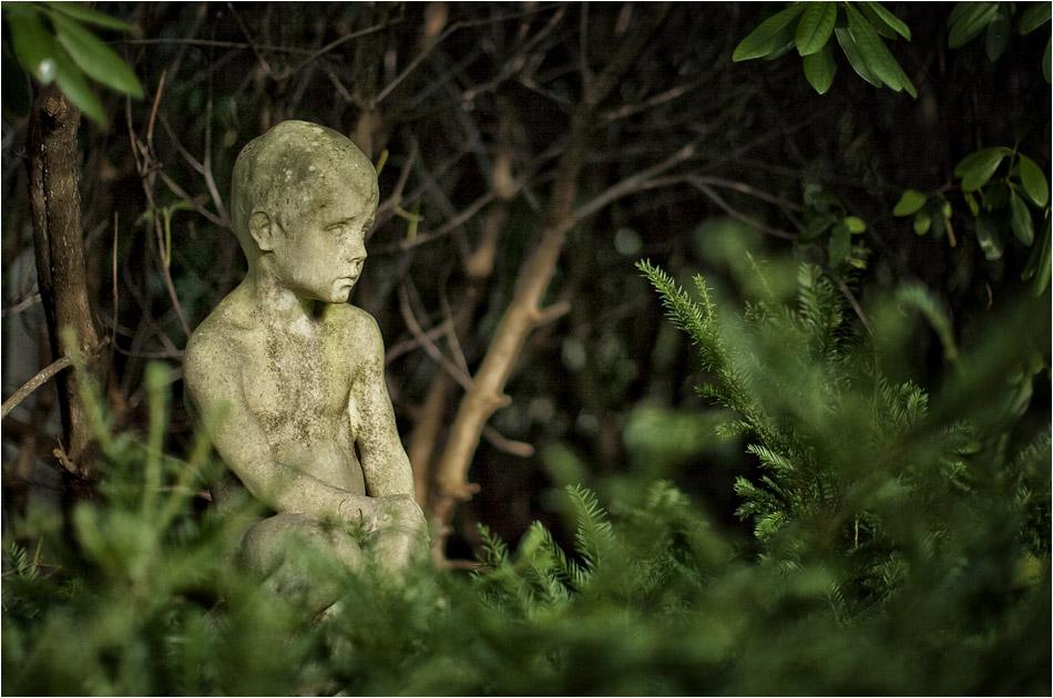 Knabe – Friedhof Ohlsdorf