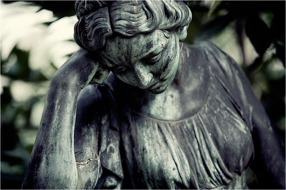 Grabmal Lange — Friedhof Ohlsdorf — Michael Wassenberg