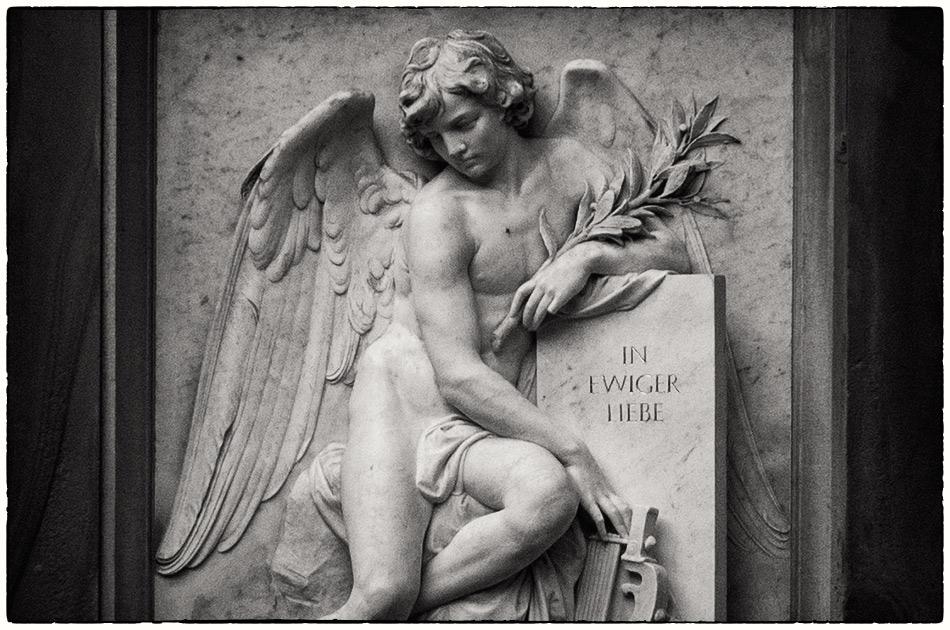 Grabmal Grantz — Friedhof Ohlsdorf — Michael Wassenberg
