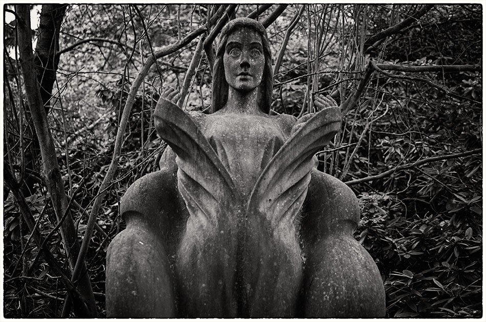 Grabmal Stamm (1921/22) — Friedhof Ohlsdorf — Michael Wassenberg