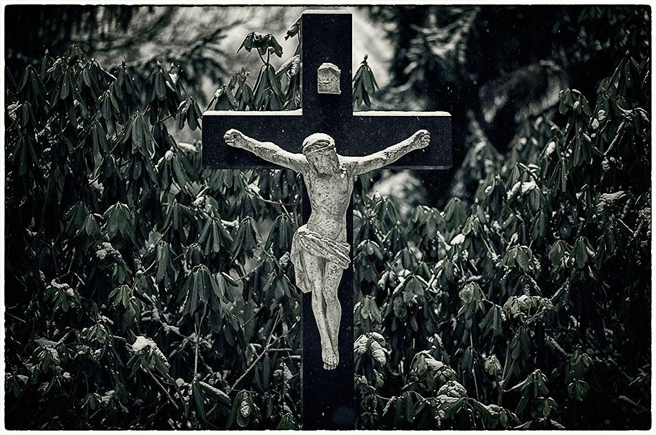Grabmal Hallinger (1917) — Friedhof Ohlsdorf — Michael Wassenberg