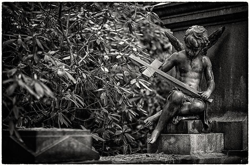 Grabmal Reinhold (1898) — Friedhof Ohlsdorf — Michael Wassenberg