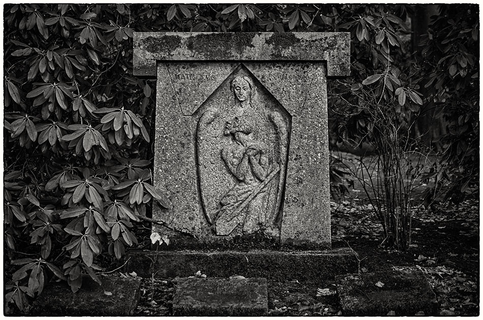 Friedhof Ohlsdorf — Michael Wassenberg