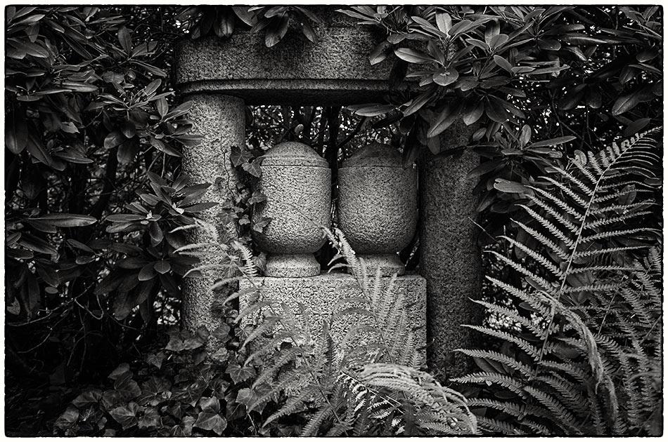 Grabmal — Friedhof Ohlsdorf — Michael Wassenberg