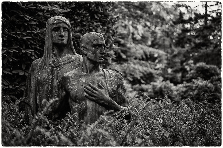 Grabmal Cohen (1904) — Friedhof Ohlsdorf — Michael Wassenberg