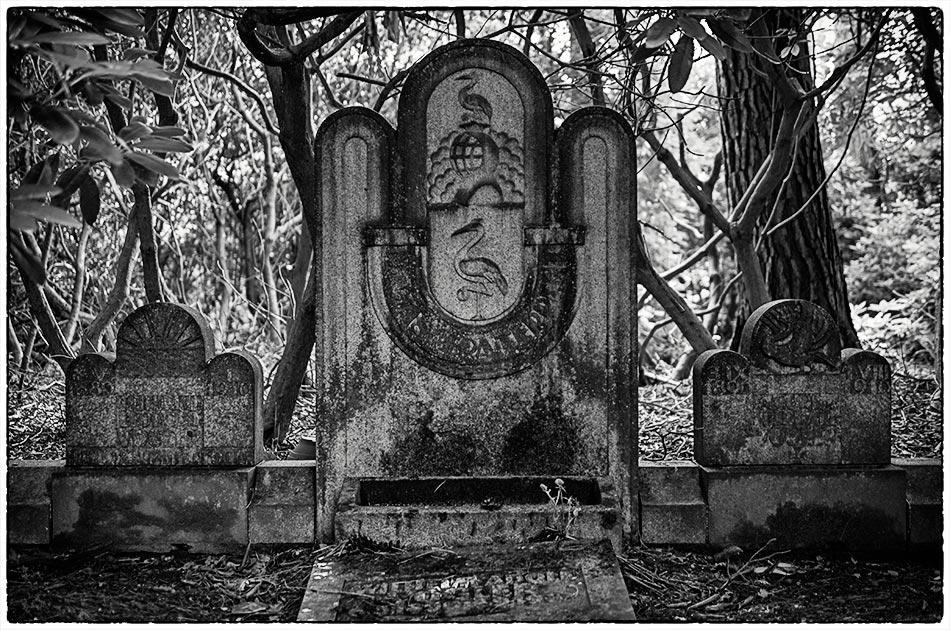 Grabmal Vogler (1918) — Friedhof Ohlsdorf