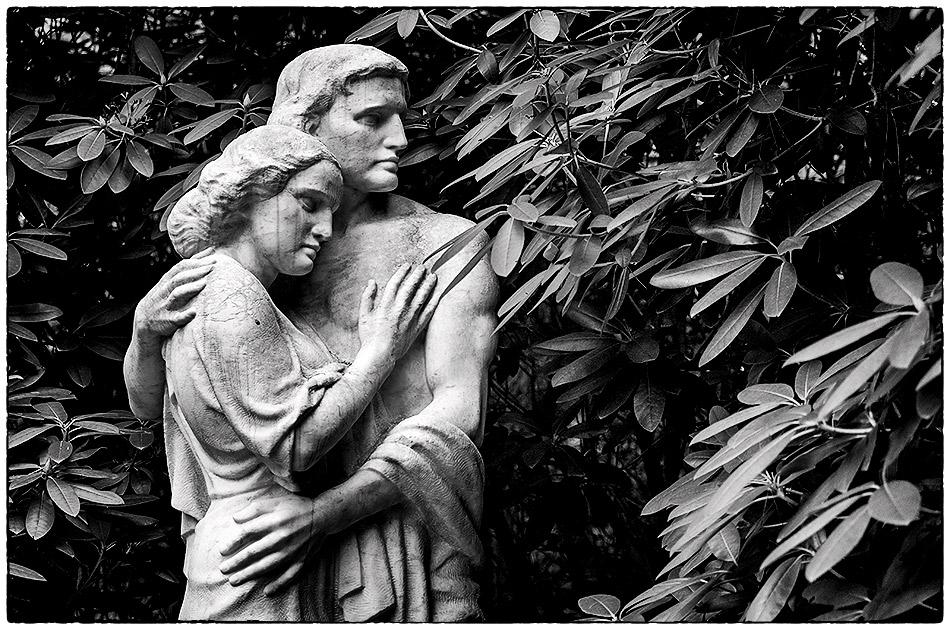 Grabmal Albrecht (1915) — Friedhof Ohlsdorf — Gottesacker — Michael Wassenberg