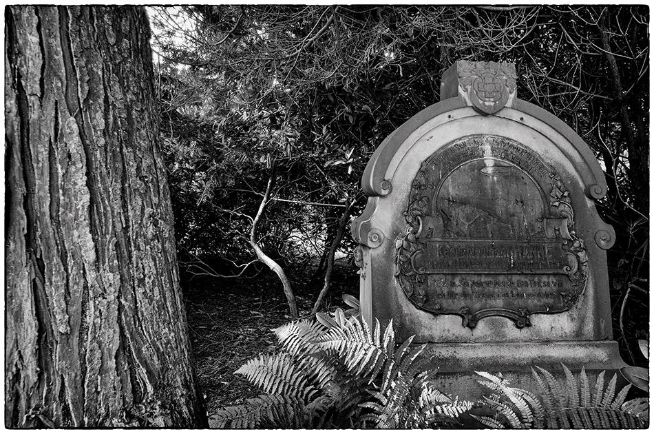 Friedhof Ohlsdorf · Grabmal Hanne