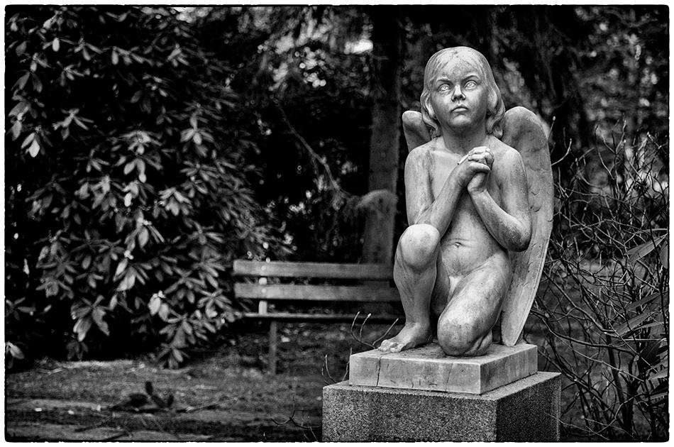 Friedhof Ohlsdorf - Grabmal Pini/Stäger (1912)