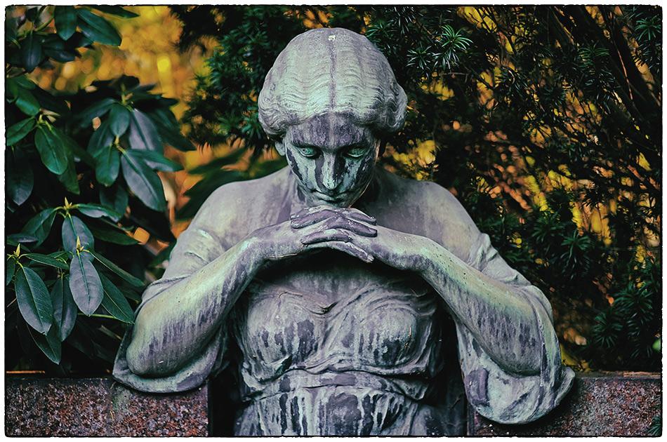 Grabmal Röttger (1931) · Friedhof Ohlsdorf · Michael Wassenberg · 2016-12-29