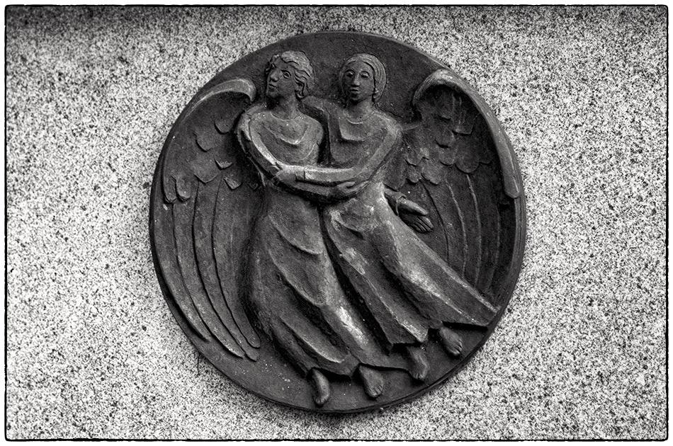 Grabmal Ida Irle · Friedhof Ohlsdorf · Michael Wassenberg · 2017-01-15