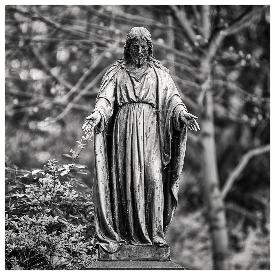 Grabmal Burckhardt · Friedhof Ohlsdorf · Michael Wassenberg · 2017-04-03