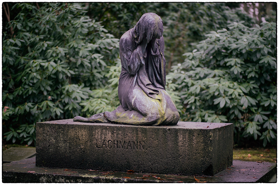 Grabmal Lachmann (1907) · Friedhof Ohlsdorf · Michael Wassenberg · 2017-12-25
