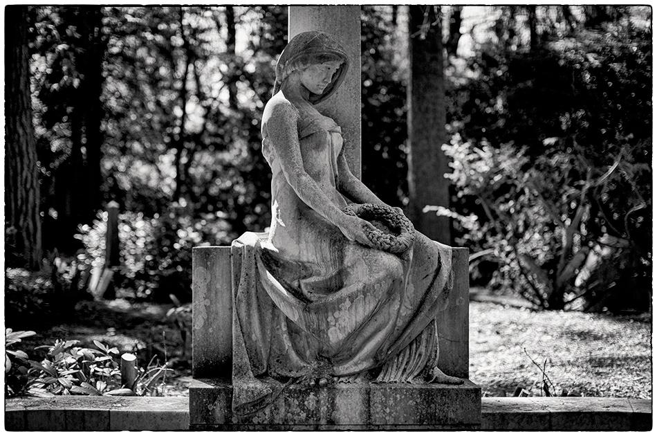 Grabmal Weber (1907) · Friedhof Ohlsdorf · Michael Wassenberg · 2018-05-05