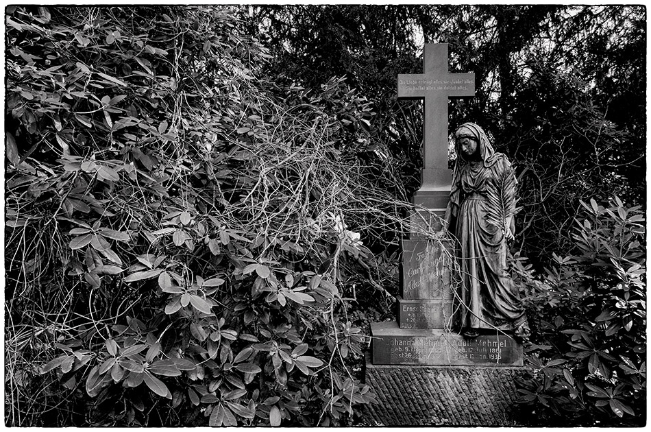 Grabmal Mehmel/Brandt (1913) · Friedhof Ohlsdorf · 2018-04-29