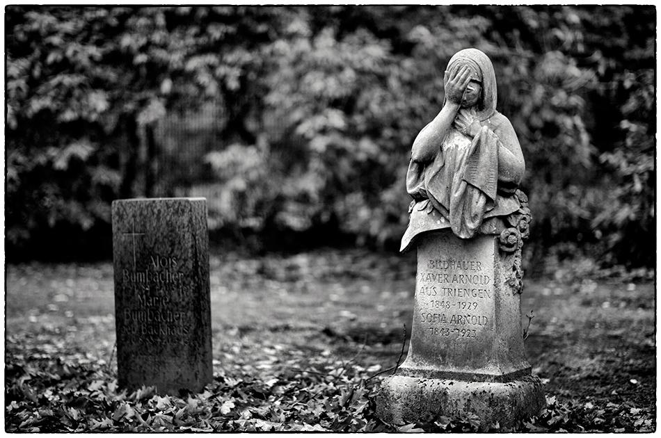 Grabmal Arnold (1923) · Friedhof Ohlsdorf · Michael Wassenberg · 18.11.2018