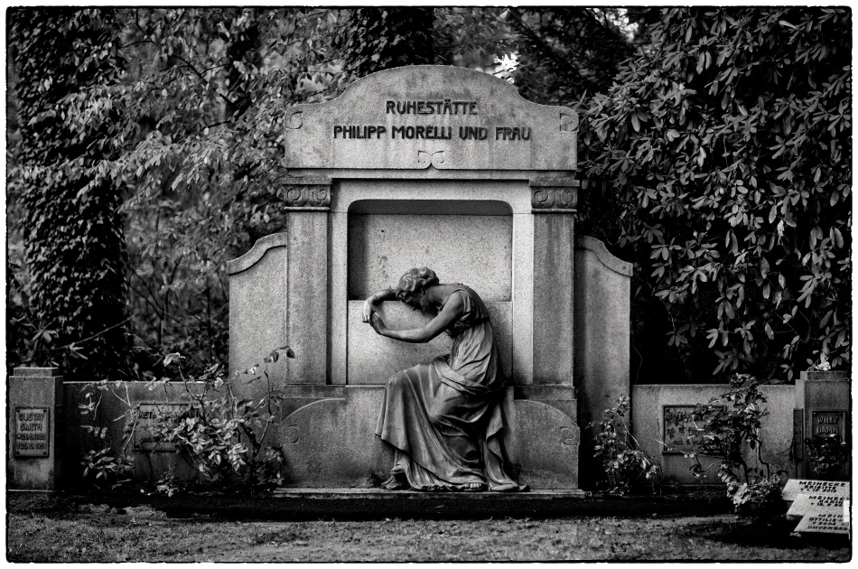 Grabmal Morelli (1912) · Friedhof Ohlsdorf · Michael Wassenberg · 2018-10-08