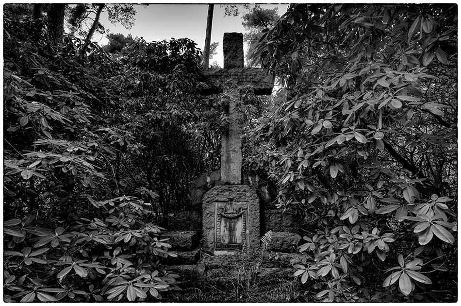 Grabmal Hermanni (1908) · Friedhof Ohlsdorf · Michael Wassenberg · 26.12.2019